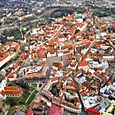 Tallinn areal view