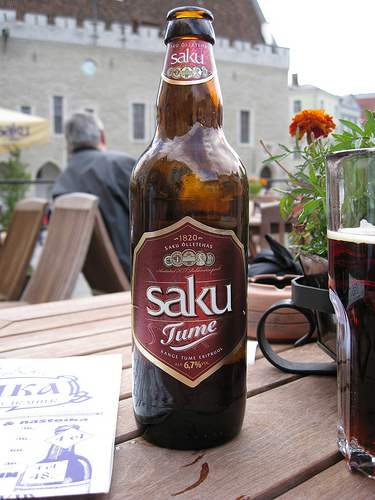 Saku Beer