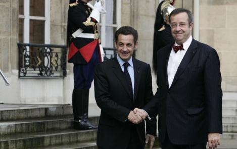 Estonian-French Relations
