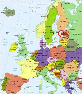 EstoniaInEurope