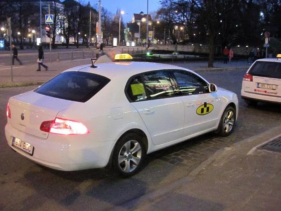 Taxis-Tallinn