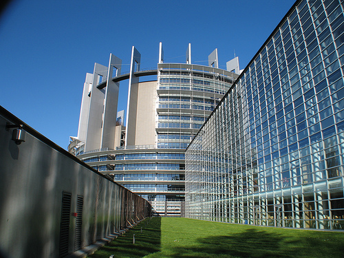 New official building-European Union