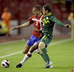 Slovenia-Serbia euro 2012