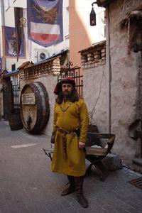 Tallinn offers medieval charms
