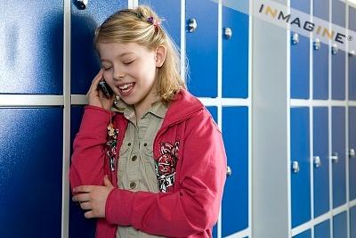 SchoolgirlPhoning