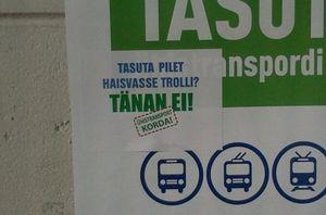 Free transport