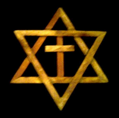 Judeo-Christian-cross-and-star-of-david