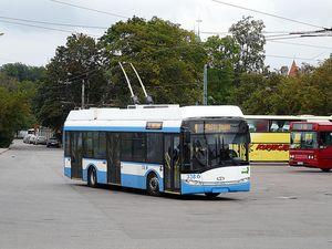 Tallinn's public transport