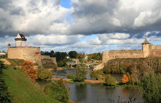 Narva+Ivangorod