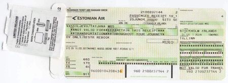 EstonianAirTicket