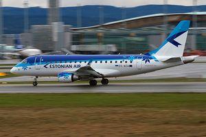 EstonianAirEmbraerERJ-170