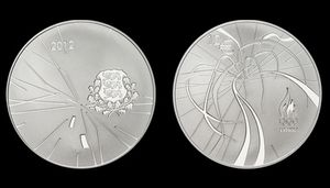 Estonia€12,00LondonOlympics