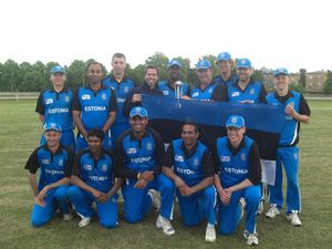 Estonia-cricket-team