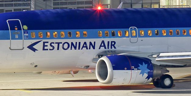 Estonian-Air-Boeing-737-500