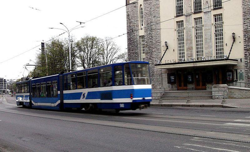 Tallinn-Draamateater