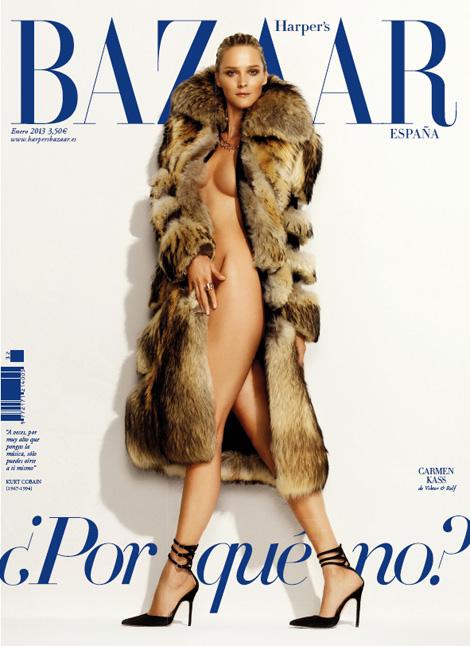 Carmen-kaas-covers-harpers-bazaar-spain-january-2013