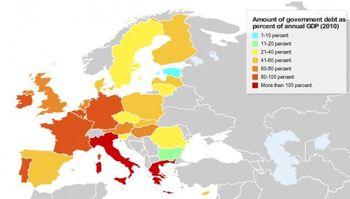 European-public-debt