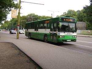 Tallinn public transport