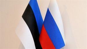 Estonian-Russian borders