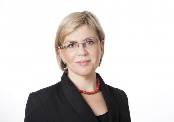 Deputy Mayor Eha Võrk