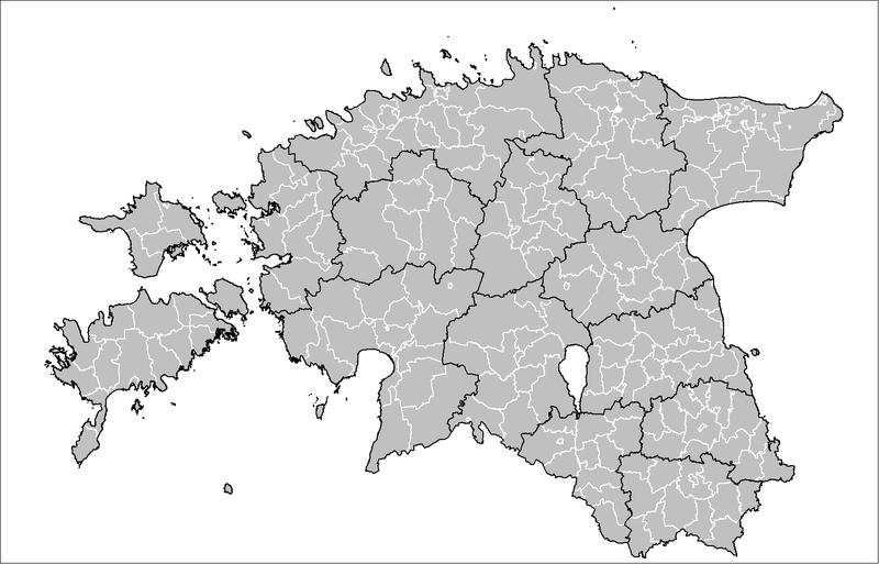 Estonia_municipalities