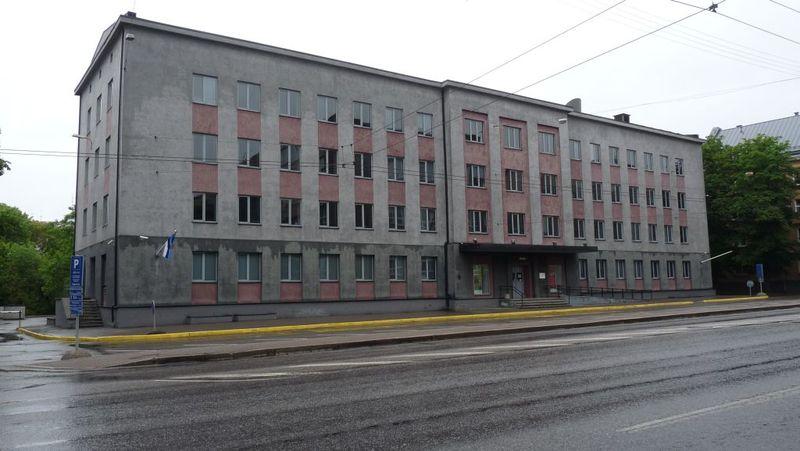 Kesklinn-Endla-Estonian_Tax_Board