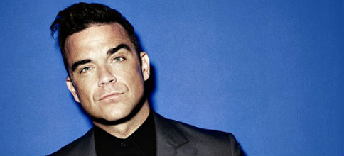 Robbie Williams in Tallinn