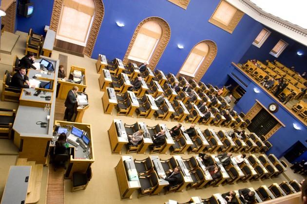 Estonian Riigikogu