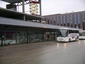 Tartu bus station
