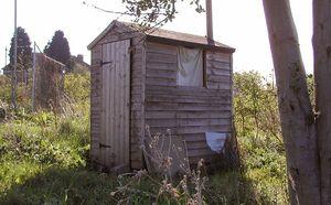 ToiletShed