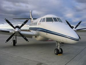 Avies British Aerospace Jetstream 31