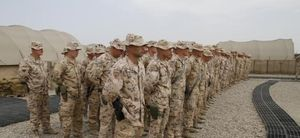 Estonia troops in Afghanistan