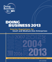 World Bank's Doing Business Report