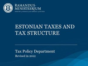 EstonianTax