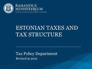 EstonianTax