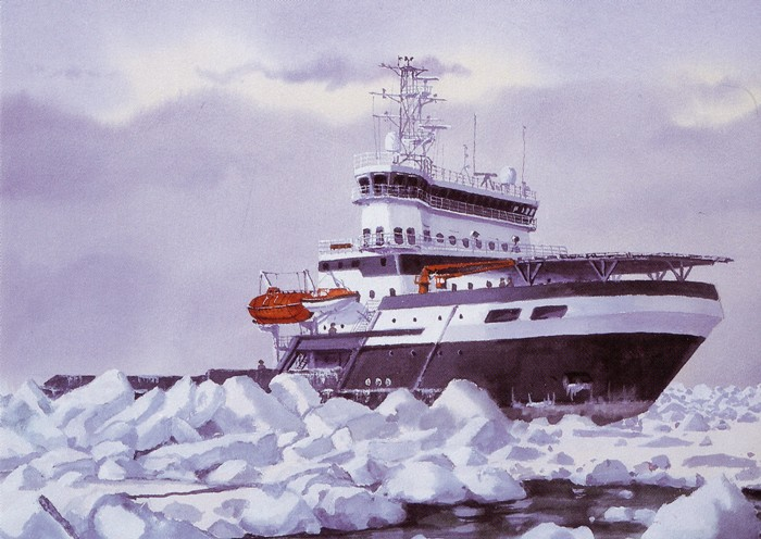 Icebreaker Botnica