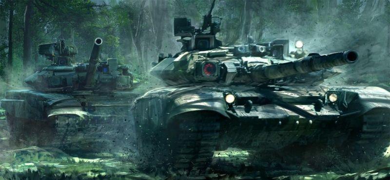Russian-tanks-invading-Estonia