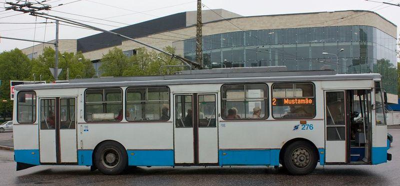 TallinnTrolleybus