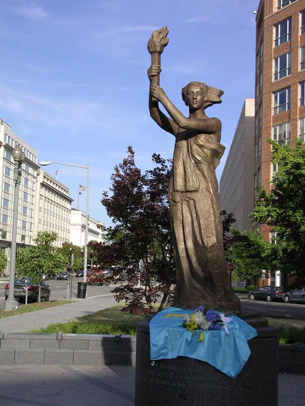Victims of Communism Memorial Washington