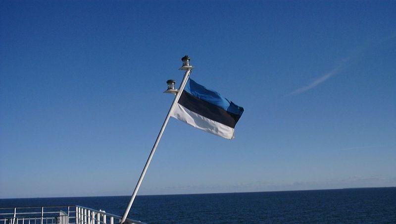 Ship-EstonianFlag
