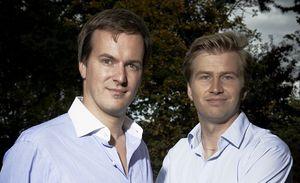 Taavet Hinrikus and Kristo Käärmann