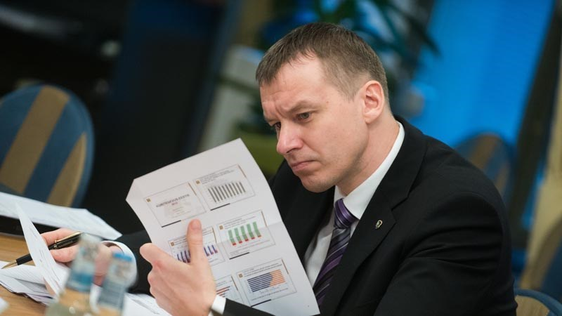 Estonian Prosecutor General Norman Aas