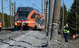 Tallinn-Tartu collision