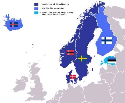 Estonia-Scandinavia