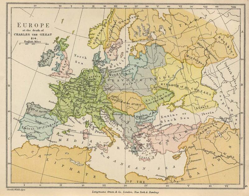 Estonia and Europe in 814 - BONJOUR L'ESTONIE