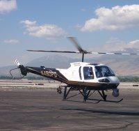 Enstromhelicopter